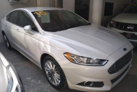 Ford Fusion Luxury