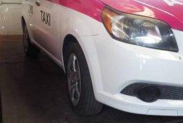Taxi Chevrolet Aveo 2015