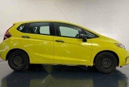 34787 - Honda Fit 2015 Con Garantía Mt