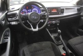 Kia KIA RIO SEDAN 2018 4p EX, TM6, A/AC Aut., VE,