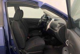 34600 - Nissan Versa 2019 Con Garantía Mt
