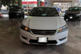 Honda Accord 2015 2.4 L4 EXL Sedan Piel At