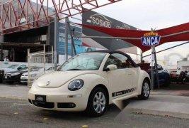 Volkswagen Beetle 2006 2p Cabriolet 5vel piel