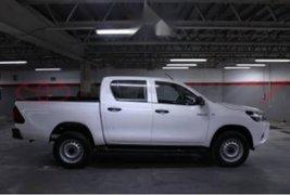 Toyota Hilux 2019 2.7 Base Doble Cabina Mt