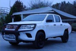 Toyota Hilux 2019 2.8 Tdi Cabina Doble 4x4 Mt