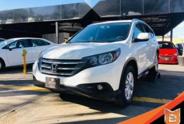 HONDA CR-V EXL NAVY 2012 #7318