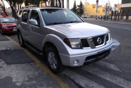 Nissan Pathfinder, Paseos de Churubusco, CDMX