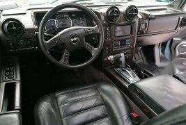Hummer H2 Luxury 2005, tomo auto a cuenta