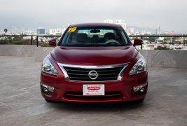 Nissan Altima Sense 2016 impecable en Guadalupe