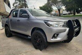 Toyota hilux sr 2018 como nueva