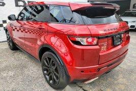 Range Rover Evoque Dynamic 4WD 2015 Seminueva Cred