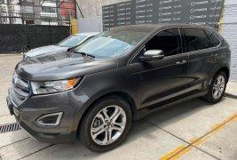 Venta de Ford Edge Titanium 2016 usado Automática a un precio de 370000 en Benito Juárez
