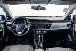 Auto Toyota Corolla S 2016 de único dueño en buen estado