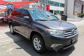 Toyota Highlander 2012 5p Base premium aut a/a R-1