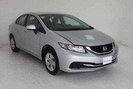 Honda Civic 2014 en buena condicción