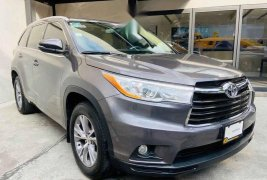 Toyota Highlander 2015 5p XLE V6/3.5 Aut