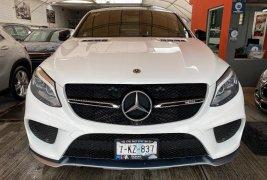 Mercedes-Benz Clase GLE 2018 impecable en Zapopan