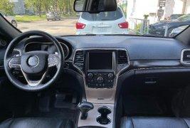 Jeep Grand Cherokee 2015 impecable en Zapopan