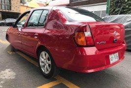 Auto Nissan Platina 2006 de único dueño en buen estado