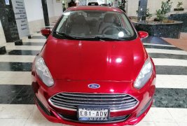 Ford Fiesta 2015 impecable en Gustavo A. Madero