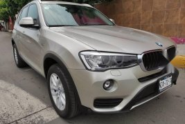 X3 sDRIVE 2017 45mil kms. factura agencia