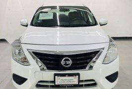 Nissan Versa 2019 impecable en Cuajimalpa de Morelos