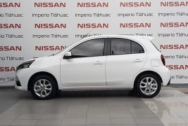 Venta de Nissan March 2021 usado Manual a un precio de 255000 en Tláhuac