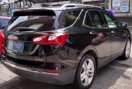 Chevrolet Equinox 2018 usado en Benito Juárez