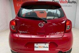 Se vende urgemente Nissan March 2018 en Puebla