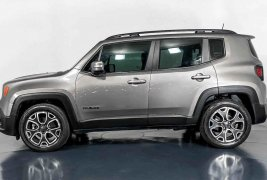 Jeep Renegade 2018 barato en Cuauhtémoc