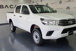 Toyota Hilux 2018 impecable en Centro