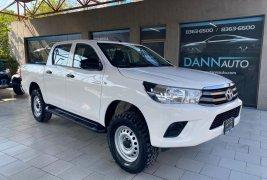 Se pone en venta Toyota Hilux 2019