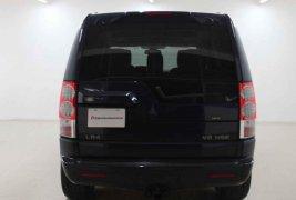 Land Rover LR4 2012 usado en Chapultepec