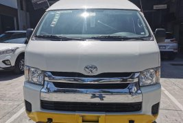 Toyota Hiace 2019 usado en Ignacio Zaragoza