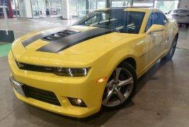 Pongo a la venta cuanto antes posible un Chevrolet Camaro en excelente condicción