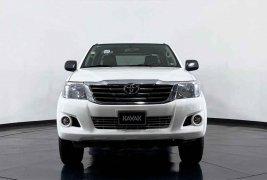 Se pone en venta Toyota Hilux 2014
