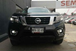 Nissan Frontier 2020 impecable en Azcapotzalco