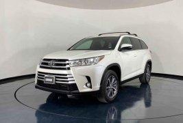 Se pone en venta Toyota Highlander 2019
