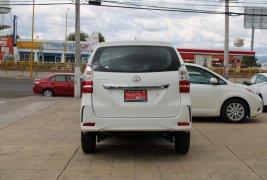 Toyota Avanza 2021 barato en Aguascalientes