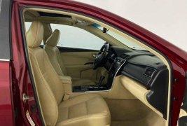 Se pone en venta Toyota Camry 2015