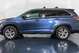 Se vende urgemente Toyota Highlander 2015 en Juárez