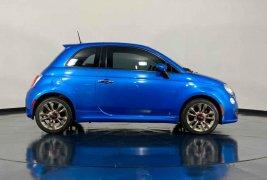 Fiat 500 2015 en buena condicción