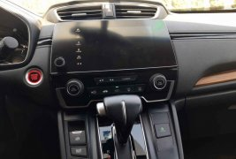Auto Honda CR-V 2019 de único dueño en buen estado
