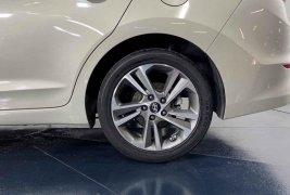 Auto Hyundai Elantra 2017 de único dueño en buen estado