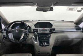 Honda Odyssey 2013 barato en Juárez
