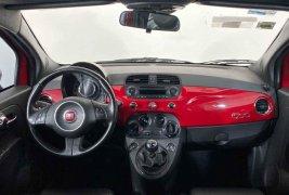 Fiat 500 2014 en buena condicción