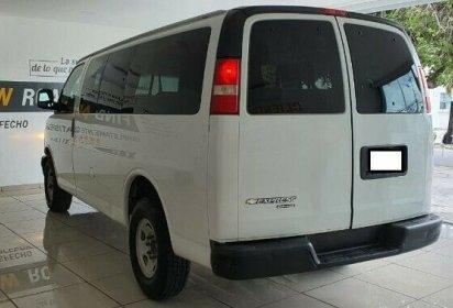 Chevrolet Express 2015 4.3 Passenger Van Paq D 8 Pas V6 Mt-1